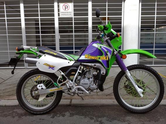 Moto Enduro Kawasaki Kmx 125 Turbo, Barata, $6