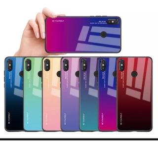 Forro +vidrio Templado 9d Xiaomi Redmi 6a 6 7a 7 Note 7