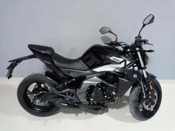 Cf Moto Nk400 Modelo: 2019´ Km: 3909 Única.!!