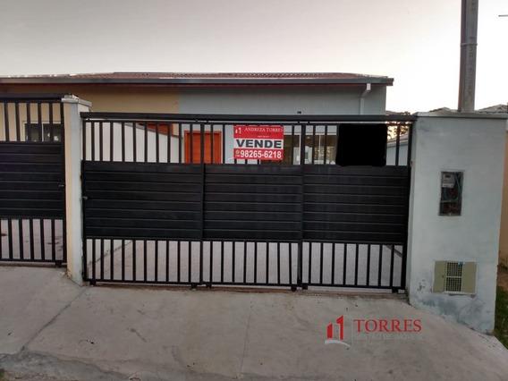 Casa A Venda No Bairro Centro Em Tremembé - Sp. - 431-1