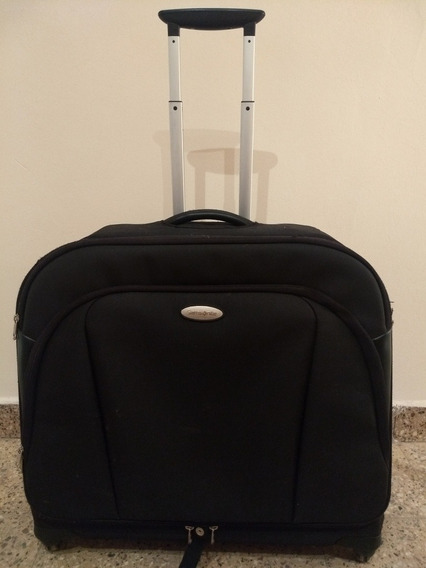 Carry On Porta Traje Samsonite Impecable Valija