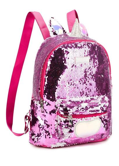 Mochila Nena Niña Espalda Escolar Divisones Colores Unicas By Happy Buy