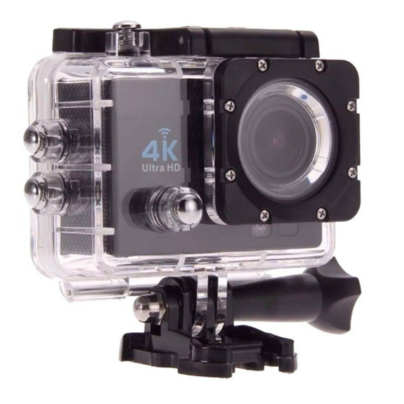 Camera Action Pro Sport 4k Gocam Full Hd Prova Agua Wifi