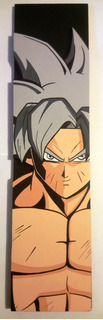Cuadros Anime Dragon Ball Goku Ultra Instinto Y Mas