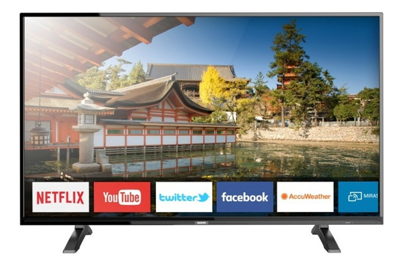 Tv Led Smart Full Hd 43 Sanyo Lce43sf8200