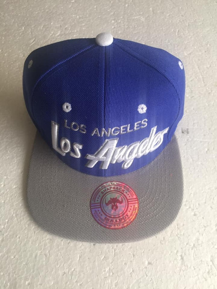 Gorra Original Bullbot Los Angeles California