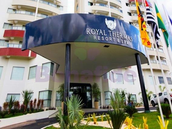 Flat, Pool Hoteleiro, Parque Das Águas, Olímpia - Ap10335 - 33555755