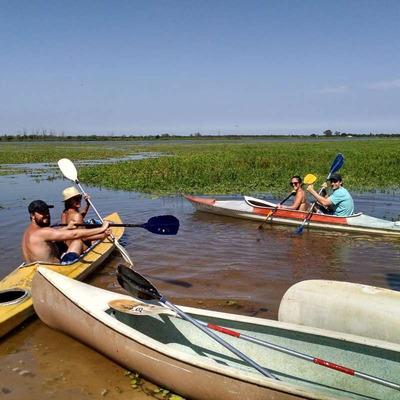 Alquiler De Kayaks Y Canoas En Rosario