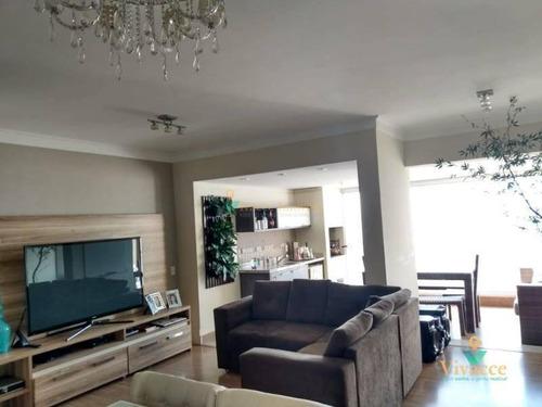 Imagem 1 de 30 de Apartamento Com 3 Dormitórios À Venda, 106 M² Por R$ 890.000,00 - Tatuapé - São Paulo/sp - Ap3053