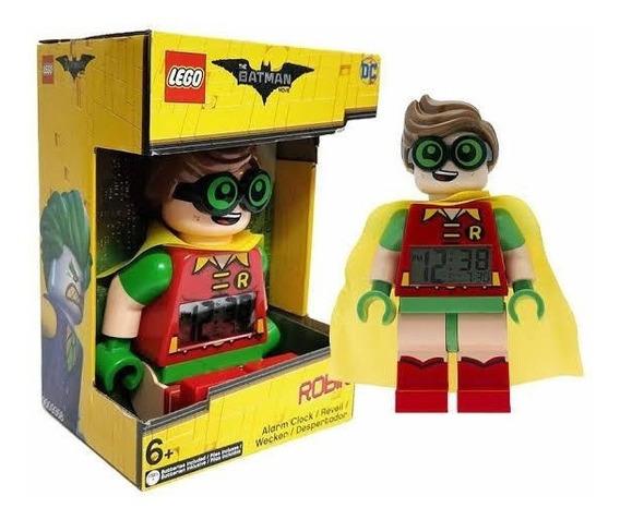 Reloj Despertador Robin Lego Dc