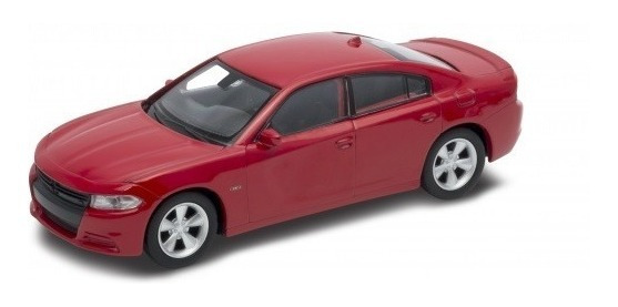 Auto Welly Dodge Charger R/t 2016 Colección Escala 1:36