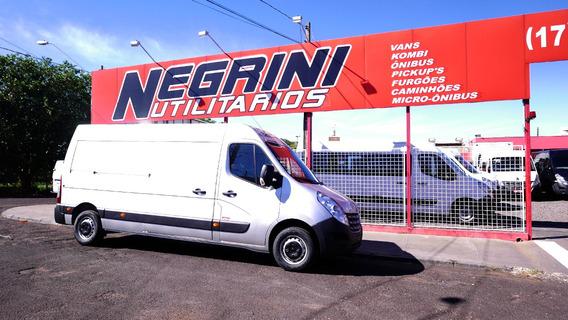 Renault Master Furgão L3h2 Negrini 2021 0km