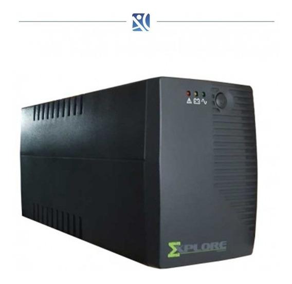 Ups Ep 750va 4 Tomas Backup Protección Ai750 Andyc