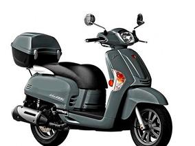 Moto Scooter Kymco Like 200i 200 I Sym Piaggio Vespa 0km