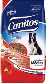 Ração Canitos Carne 15kg (oferta)