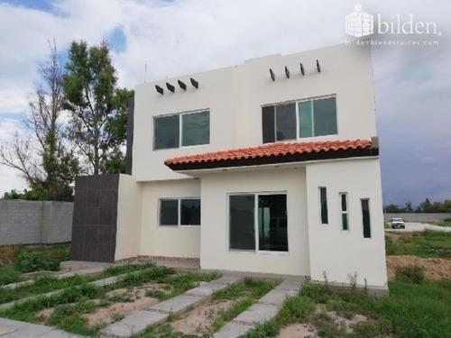 Casa Sola En Venta Fracc. Veranda Residencial En Durango