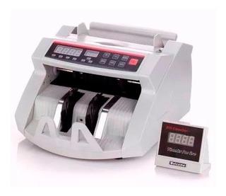 Maquina Contadora De Billetes Detector Uv De Billetes Falsos
