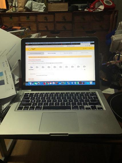 Macbook 13inch Mid 2012 16gb 1tb Core I7