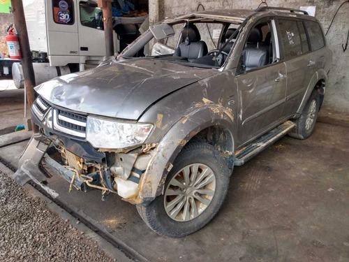 Sucata Pajero Dakar 3.5 V6  Flex 2016 Para Retirada De Peças