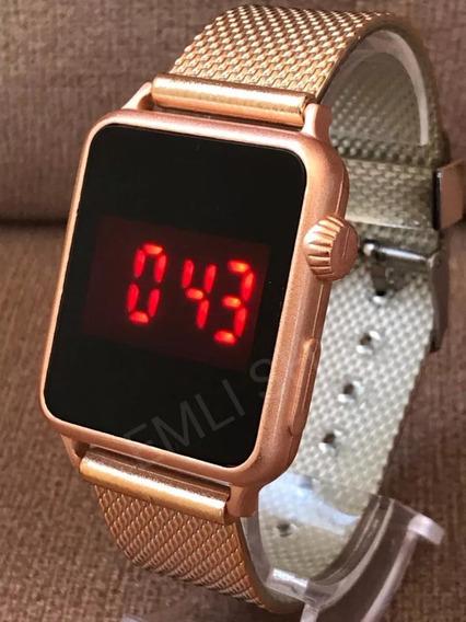 Relógio Feminino Digital Touch Super Lindo + Caixa Revenda!!