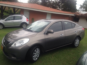 Nissan Versa 2012 Advance Automatico, Doble Air Bag