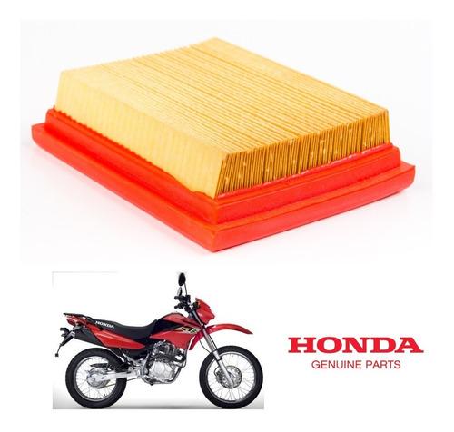 Filtro De Aire P/ Xr 125l Hasta 2014 Honda Original Full