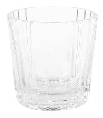 Vaso Zuja De 80 Ml - Transparente