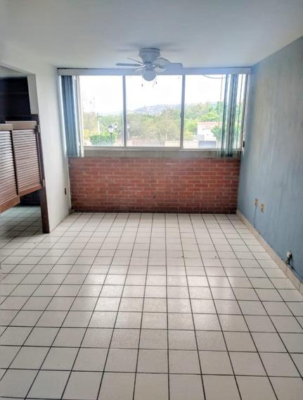 Renta Departamento En Plaza Del Parque 2 Rec 1 Est Privada