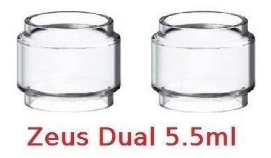 Vidro Geekvape Zeus Dual 5.5ml - 2 Unidades