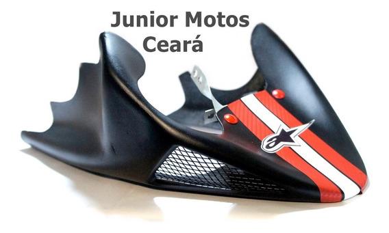 Bico De Pato Spoiler Titan 125 2009 A 2013