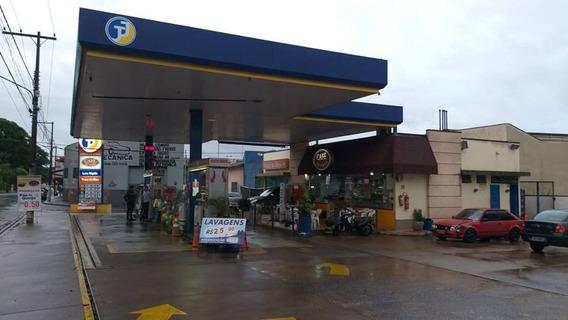 Posto De Gasolina Á Venda (fundo De Comércio)
