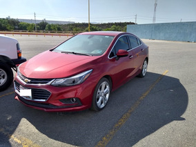 Chevrolet Cruze 1.4 Premier At Rojo Gloria