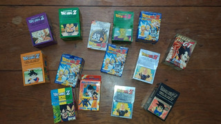 Juegos De Cartas Coleccionables Dragonball