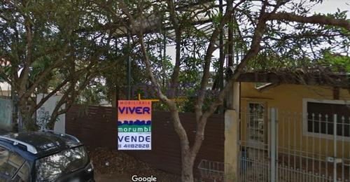 Imagem 1 de 10 de Terreno Próximo A Av. Prof. Francisco Morato - Nm4656