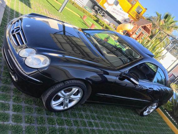 Mercedes-benz Clk 5.5l 500 Coupe Mt 2003