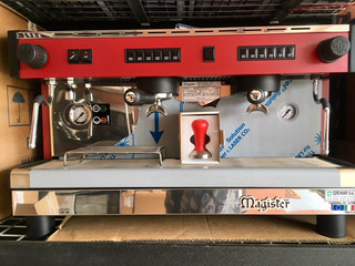 Maquina De Cafe Y Molino Sin Uso