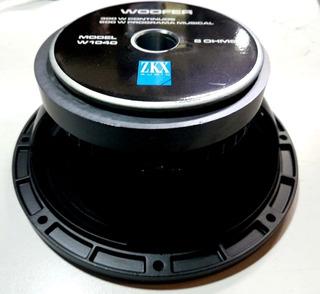 Parlante 10 Zkx W-1040 300 Watts Rms Array Musicapilar