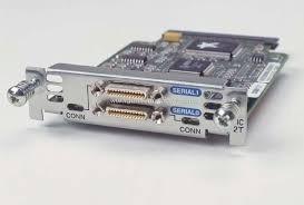 Placa Serial Roteador Cisco Wic-2t