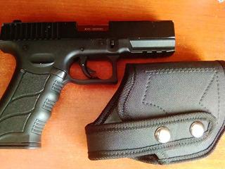 Pistola Traumática Ekol Gediz - Glock 17