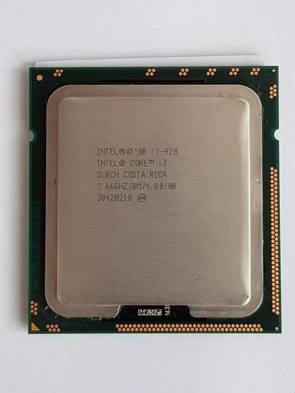 Processador Intel Core I7 920 2.66ghz- 1 Geração