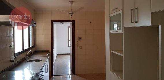 Apartamento Com 4 Dormitórios À Venda, 196 M² Por R$ 850.000 - Santa Cruz Do José Jacques - Ribeirão Preto/sp - Ap5046