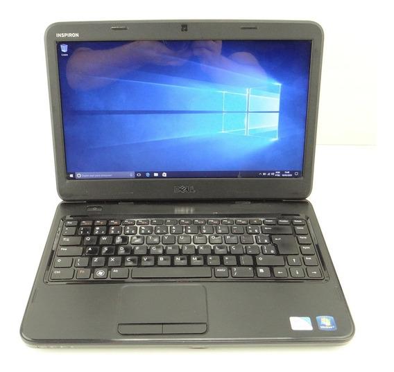 Notebook Dell Inspiron N4050 Intel B960 4gb Hd 1tb Usado Nfe