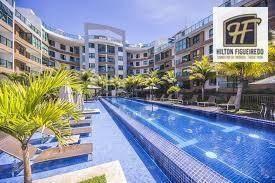 Cobertura Com 2 Dormitórios À Venda, 80 M² Por R$ 1.160.000 - Cabo Branco - João Pessoa/pb - Co0076