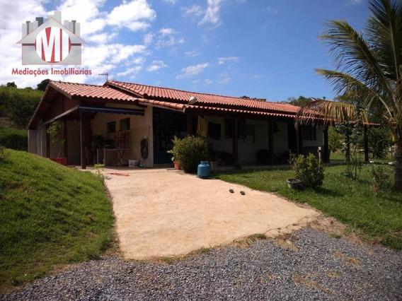 Sítio Com 3 Dormitórios À Venda, 18000 M² Por R$ 760.000 - Tuiuti - Tuiuti/sp - Si0025