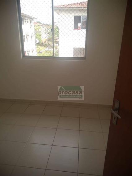 Apartamento Com 3 Dormitórios, 50 M² - Venda Por R$ 75.000,00 Ou Aluguel Por R$ 1.300,00/mês - Tarumã - Manaus/am - Ap2925