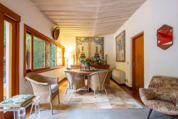 Casa Com 6 Dormitórios À Venda, 800 M² Por R$ 3.950.000 - Jardim Guedala - São Paulo/sp - Ca0849