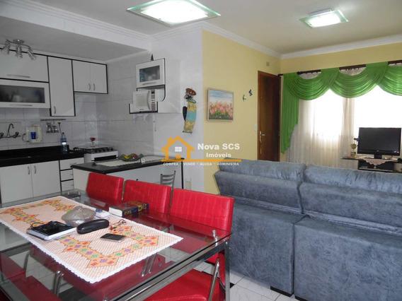 Apartamento Com 2 Dorms, Jardim Das Maravilhas, Santo André - R$ 250 Mil, Cod: 572 - V572