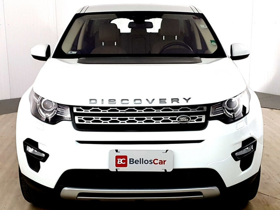Land Rover Discovery Sport Hse 2.0 4x4 Aut. - Branco - 2...