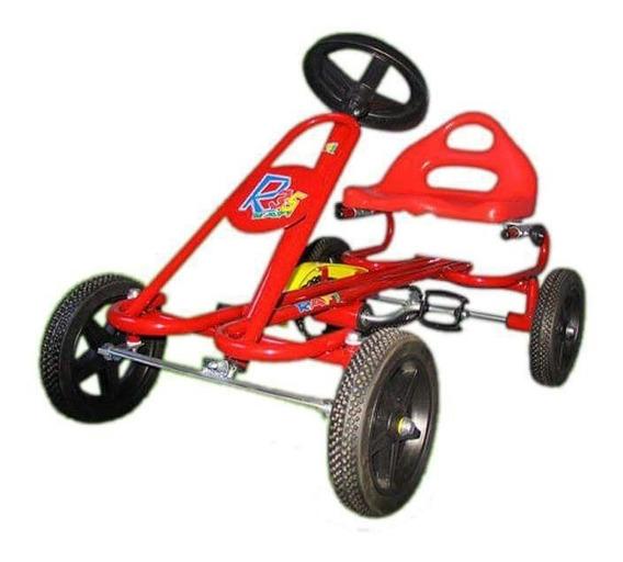 Karting Reforzado Rafi - Modelo Car1