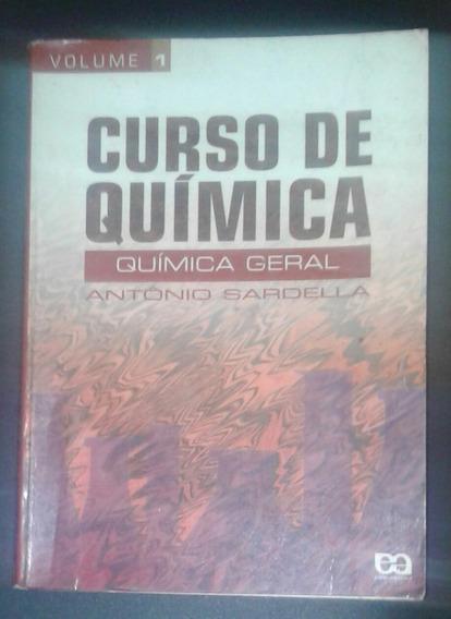ANTONIO GRATUITO CURSO DE DOWNLOAD COMPLETO SARDELLA QUIMICA